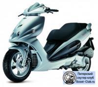 Отзывы о скутере Malaguti
