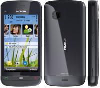 Смартфон Nokia C5-06 работает