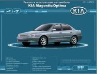 Мультимедийная инструкция: Kia Magentis ...