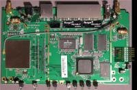 JTAG pinout for D-Link DIR-330
