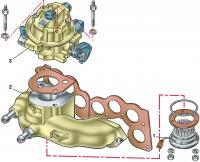 ... разборки и сборки двигателя ваз 2107