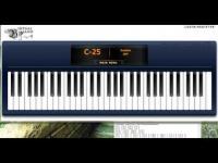 Piano Cover Comedoz - Время