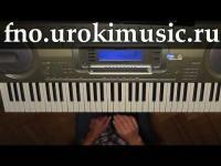 сплин ноты для фортепиано