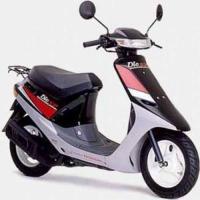 Скутер Honda Dio - устройство