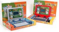 Мультибук Ноутбук Joy Toy 7038 русский-английский -145грн<br /> Детский развивающий компьютер с мышкой.<br /> - 32 функции:<br /> 1-10 Русский язык :  учим буквы, рааставь буквы в алфавитном порядке, печатаем на скорость, учим слова, вставь отсутствующую букву в слове, найди нужное слово, пишем слова сами, найди лишнюю букву, учим слова-синонимы, учим слова-антонимы;<br /> 11-20 Математика : учим цифры, сложи фигурки, вычти фигурки, сложение, вычитание, умножение, деление, математика, сравни цифры, логическая математика;<br /> 21-23 Уроки музыки : пианино, учи ноты на слух, веселые мелодии и картинки;<br />  24-32 Игры : фигурки, гонки, поверни под нужным углом фигурку, найди лишнюю фигурку, развиваем зрительную память, поймай жука, змейка, тетрис, построй пирамидку