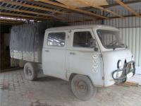"продам УАЗ ""фермер"" 2002г 125000р."