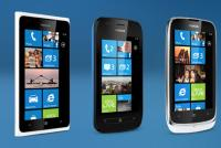 Nokia Lumia 900 и Nokia Lumia