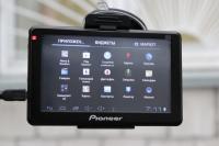"GPS навигатор планшет PIONEER 7"", Android 4.0, 8 Gb ..."