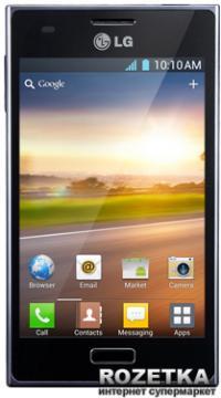 LG Optimus L5 E612 Black