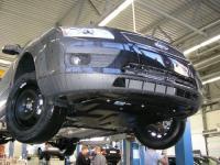 Например, на Mazda 3, защита