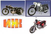 эксплуатации мотоциклов ИЖ
